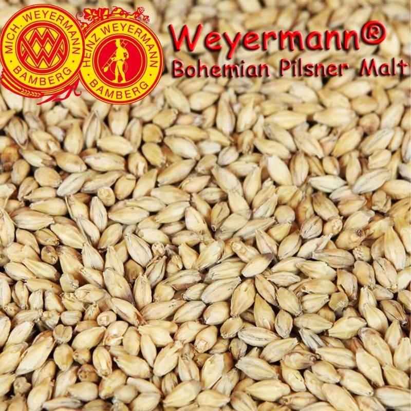 Weyermann® Bohemian Pilsner Malt x 25kg