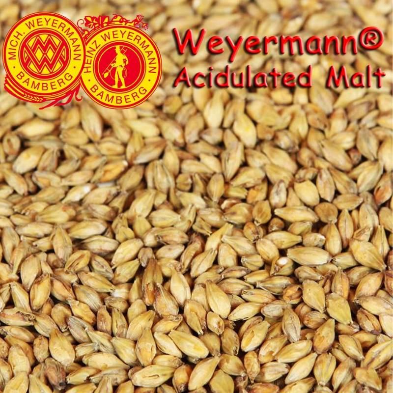 Weyermann® Acidulated Malt x 25kg