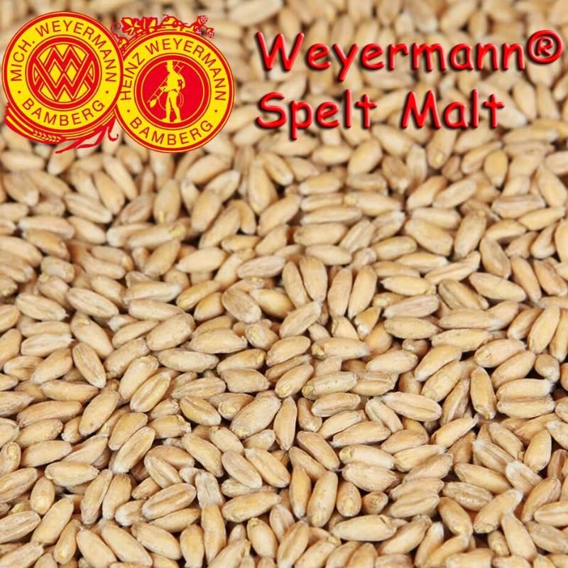 Weyermann® Spelt Malt x 25kg