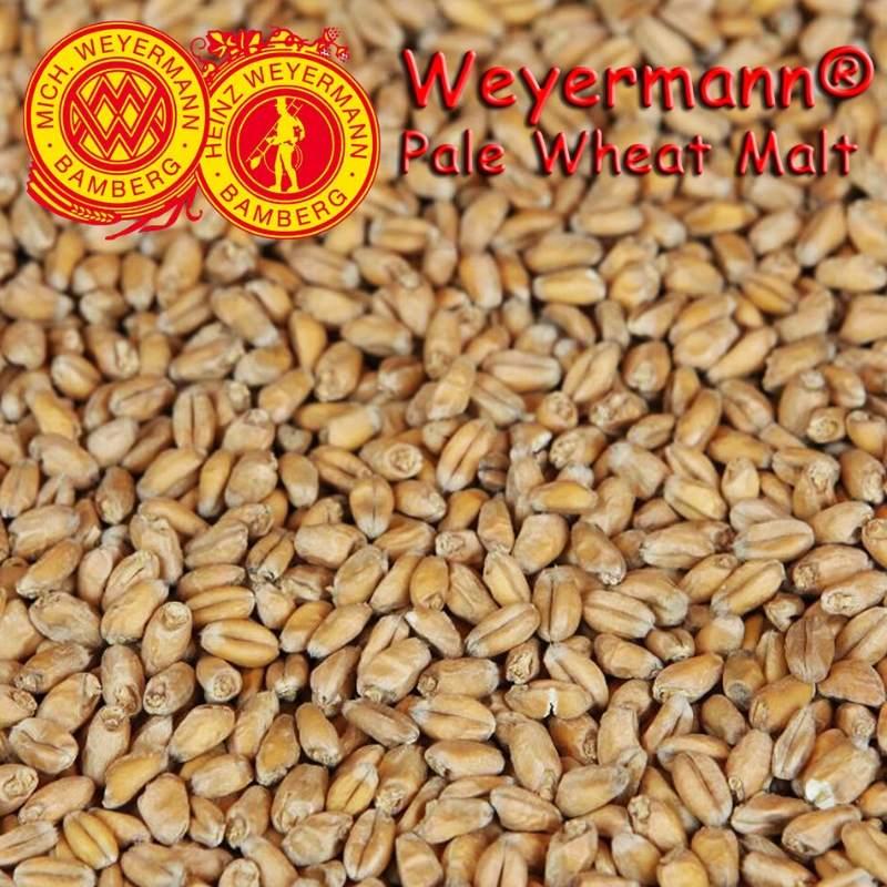 Weyermann® Pale Wheat Malt x 25kg
