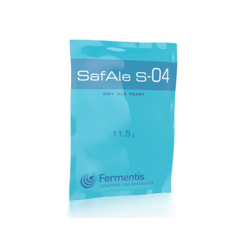 SafAle S-04 (English) x 11.5g