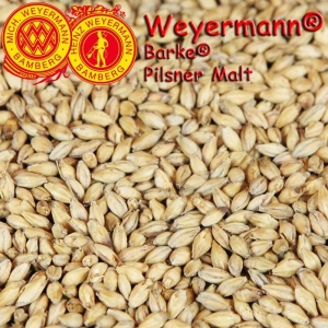 Weyermann® Barke® Pilsner Malt x 25kg