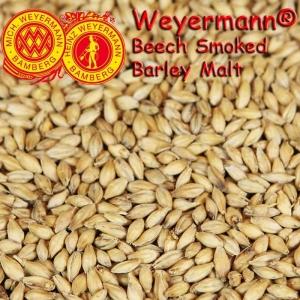 Weyermann® Beech Smoked Barley Malt x 25kg