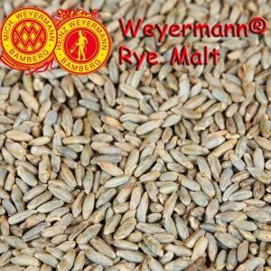 Weyermann® Pale Rye Malt x 25kg