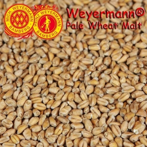 Weyermann® Pale Wheat Malt x 25kg