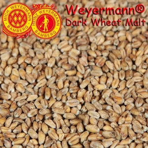Weyermann® Dark Wheat Malt x 25kg