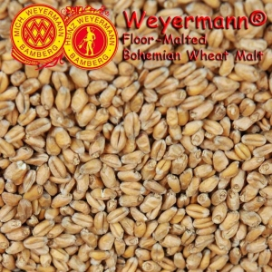 Weyermann® Floor-Malted Bohemian Wheat Malt x 25kg